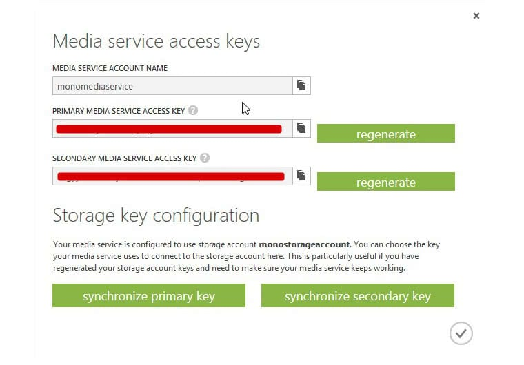 Building Windows Azure Media Services async CORS enabled upload